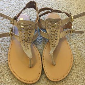 Boutique sandals NWOT